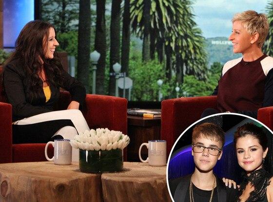 Justin Bieber, Selena Gomez, Patti Malette