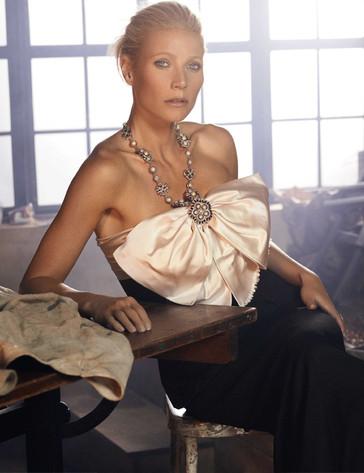 Gwyneth Paltrow, InStyle