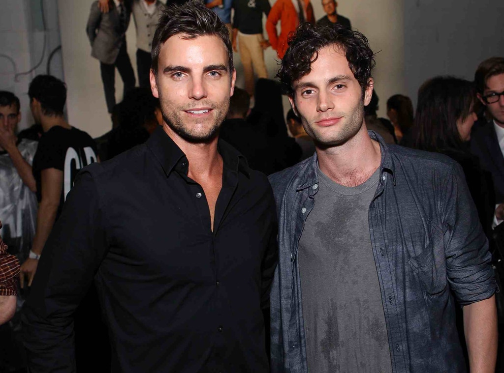 Colin Egglesfield, Penn Badgley