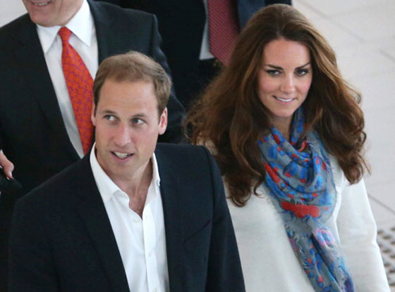 Kate Middleton And Prince William Head Home From Jubilee