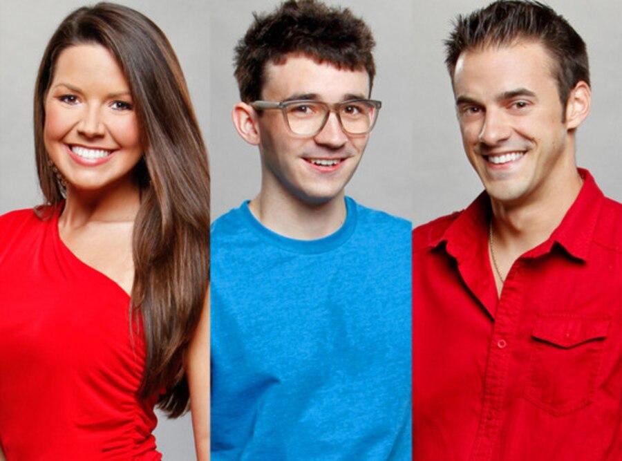 Danielle Murphree, Ian Terry, Dan Gheesling, Big Brother 14
