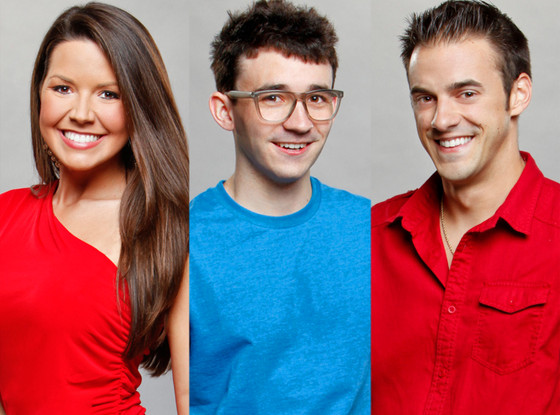 Danielle Murphree, Ian Terry, Dan Gheesling, Big Brother 14