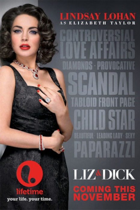 Liz and Dick, Poster
