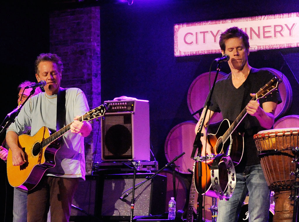 Kevin Bacon, Michael Bacon, The Bacon Brothers
