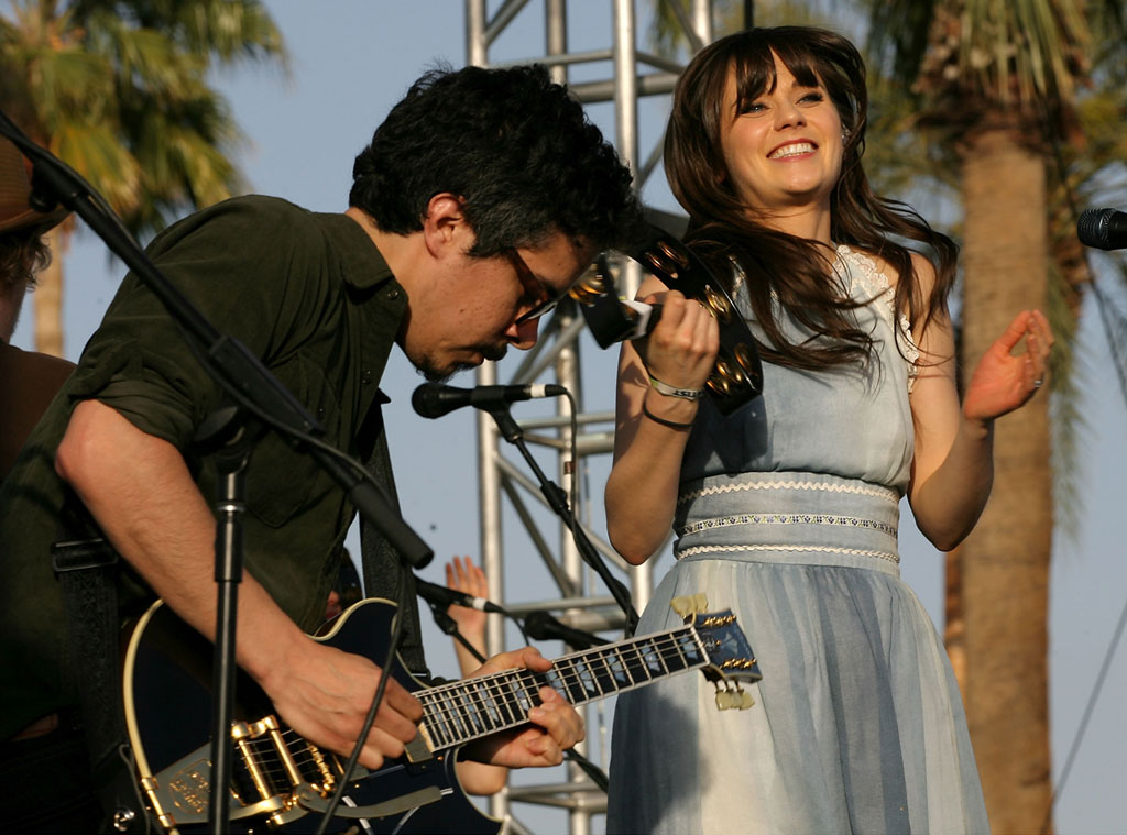 Zooey Deschanel, She & Him