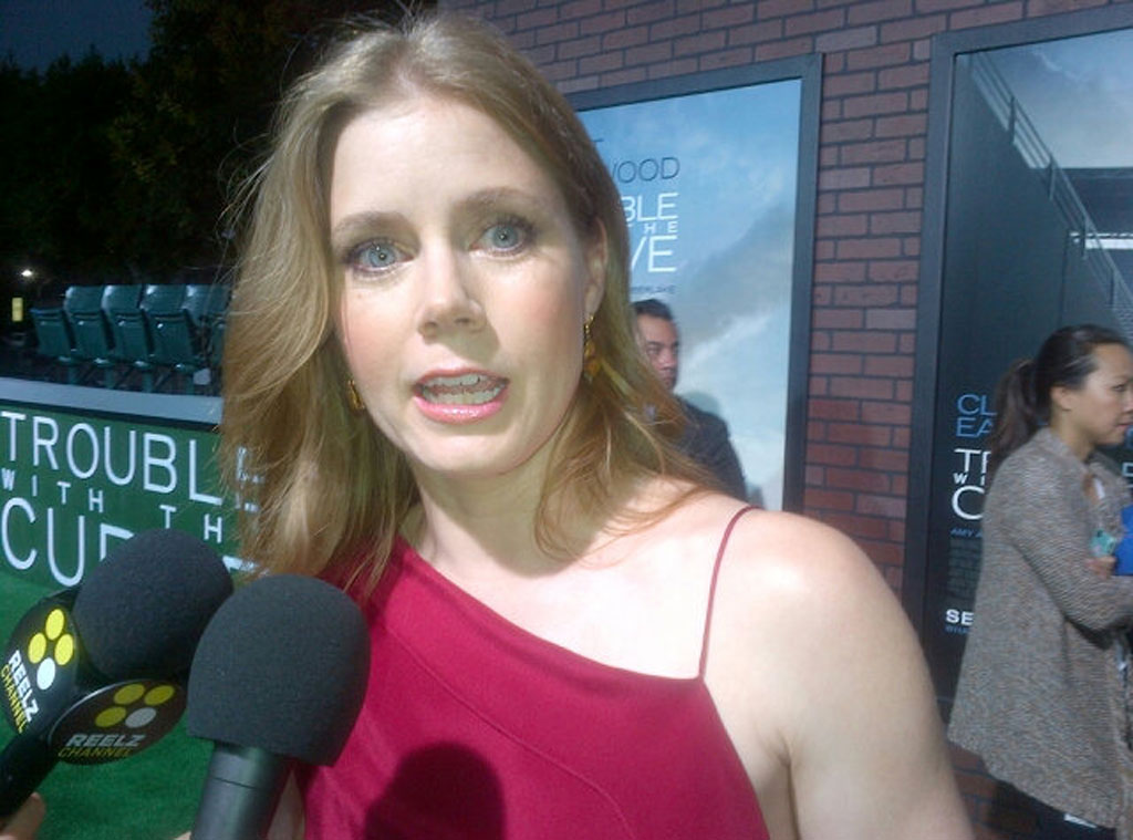 Amy Adams, Twit Pic