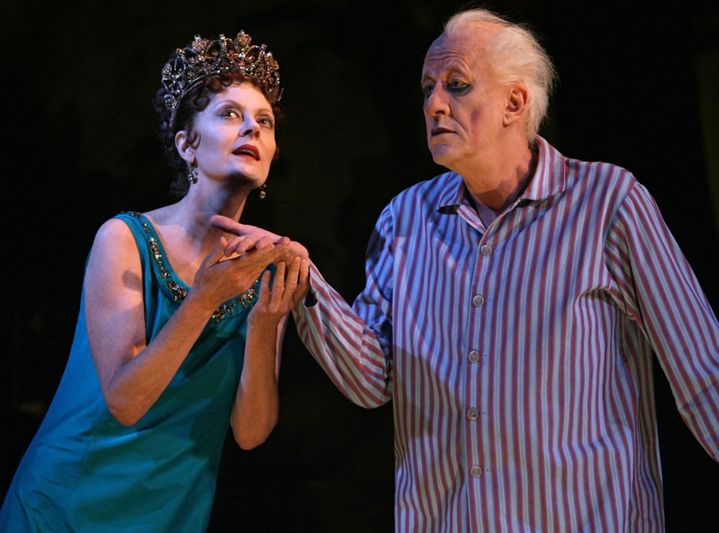 Susan Sarandon, Geoffrey Rush, Exit the King, Broadway