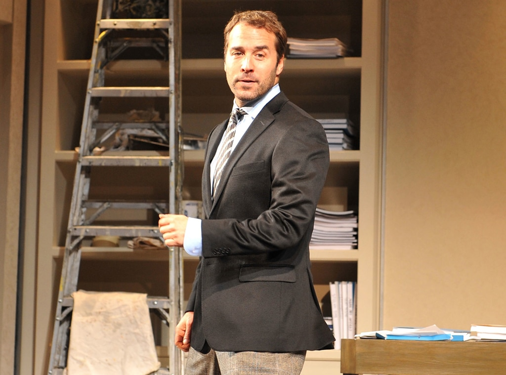 Jeremy Piven, Speed-the-Plow, Broadway