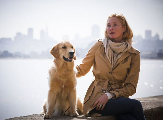 Maggie Rizer, Dog