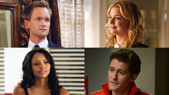 Spoiler Chat, Neil Patrick Harris, How I Met Your Mother Emily Van Camp, Revenge Matthew Morrison, Glee Kat Graham, The Vampire Diaries