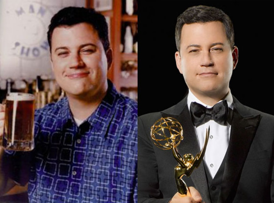 THE 64TH PRIMETIME EMMY AWARDS, Jimmy Kimmel, The Man Show