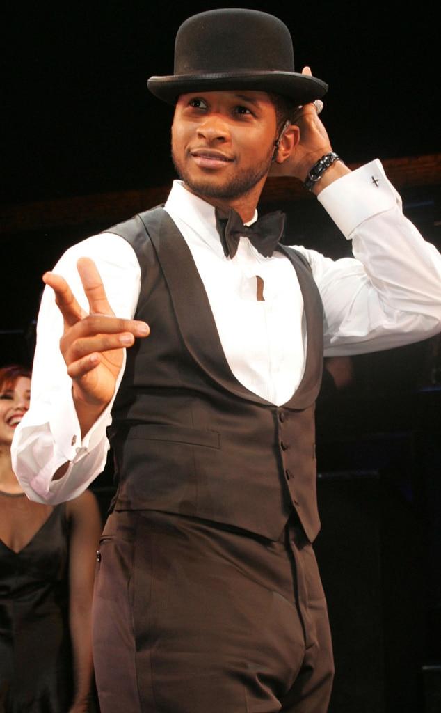 Usher, Chicago, Broadway