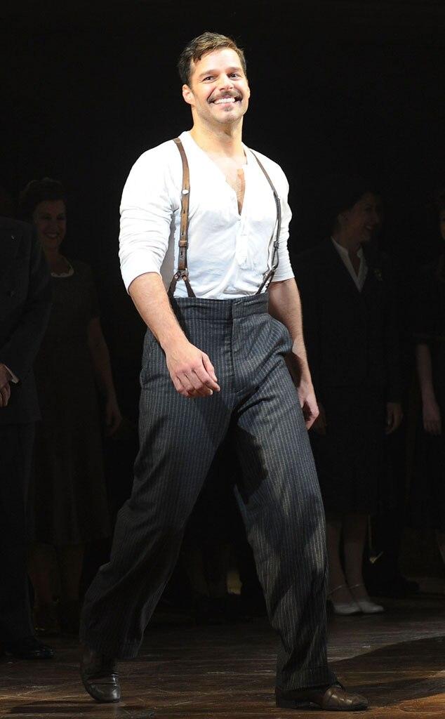 Ricky Martin, Evita, Broadway