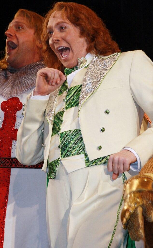 Clay Aiken, Spamalot, Broadway