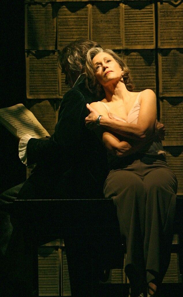 Jane Fonda, 33 Variations, Broadway