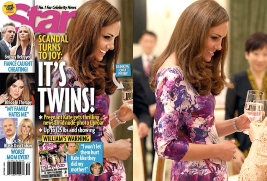 Star Magazine, Kate Middleton, Catherine