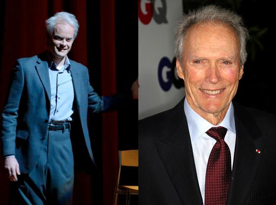 Clint Eastwood, Bill Hader, SNL