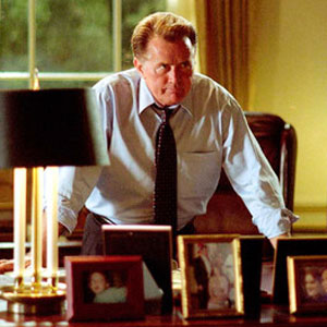 Martin Sheen, West Wing