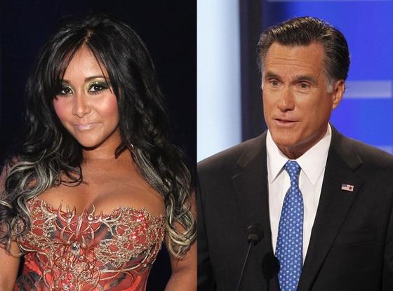 Mitt Romney, Snooki