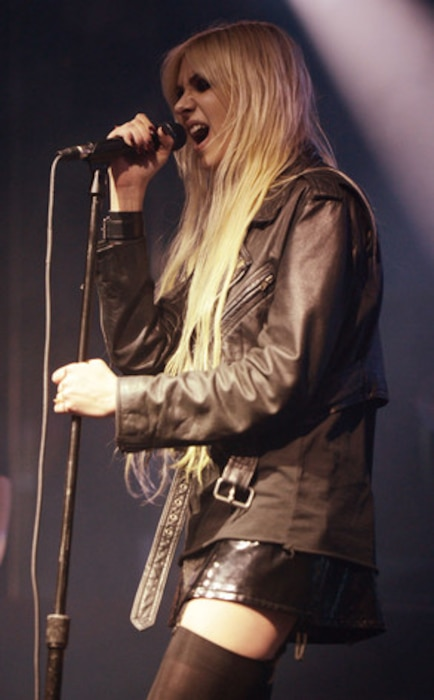 Taylor Momsen, The Pretty Reckless