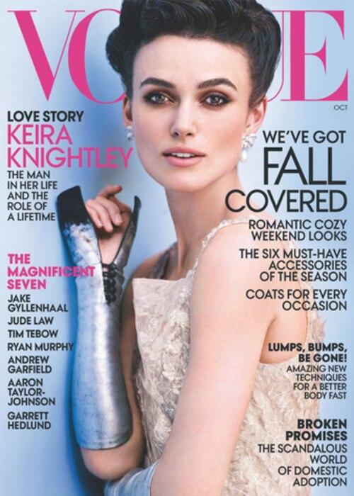 Keira Knightley, Vogue