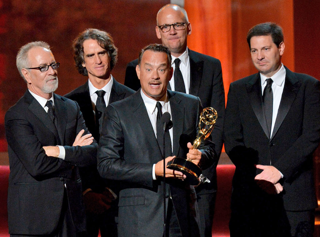 Emmy Awards, Tom Hanks, Game Change
