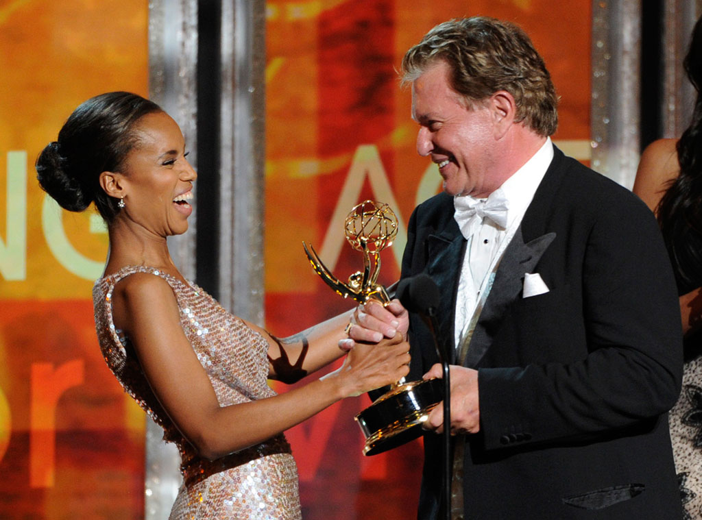Emmy Awards, KERRY WASHINGTON, TOM BERENGER