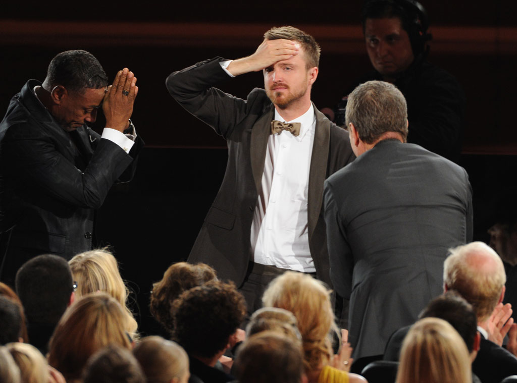 Emmy Awards, GIANCARLO ESPOSITO, AARON PAUL