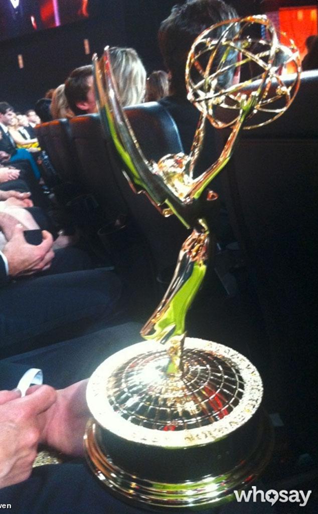 Emmy Twit Pics, Julie Bowen
