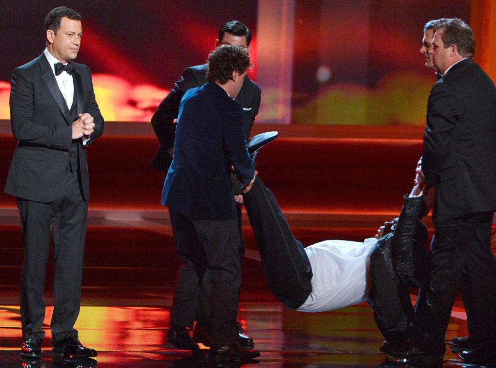 Emmy Awards, Jimmy Kimmel, Tracy Morgan