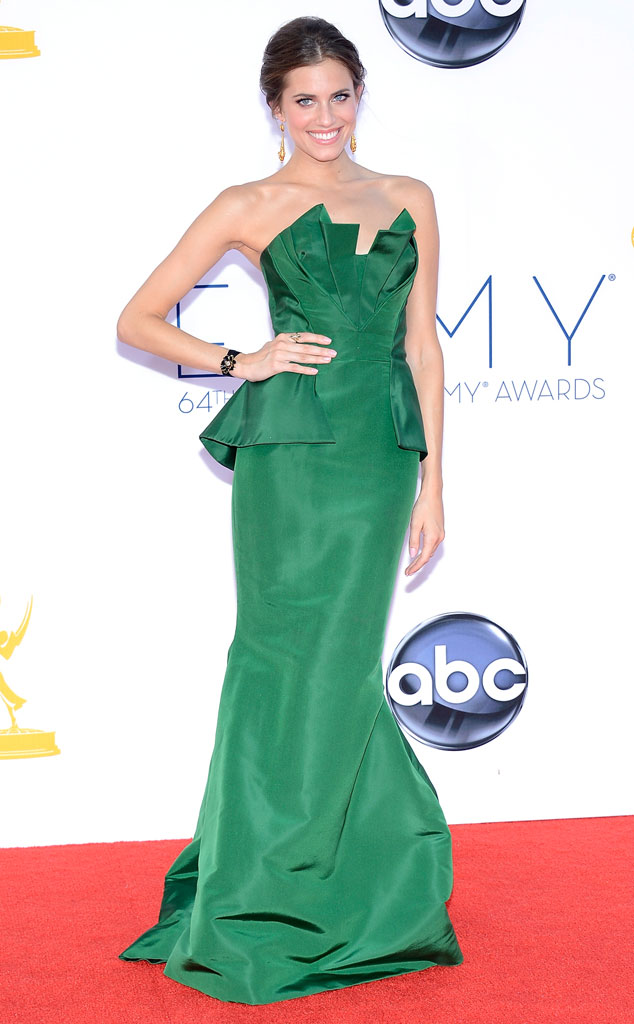 Emmy Awards, Allison Williams