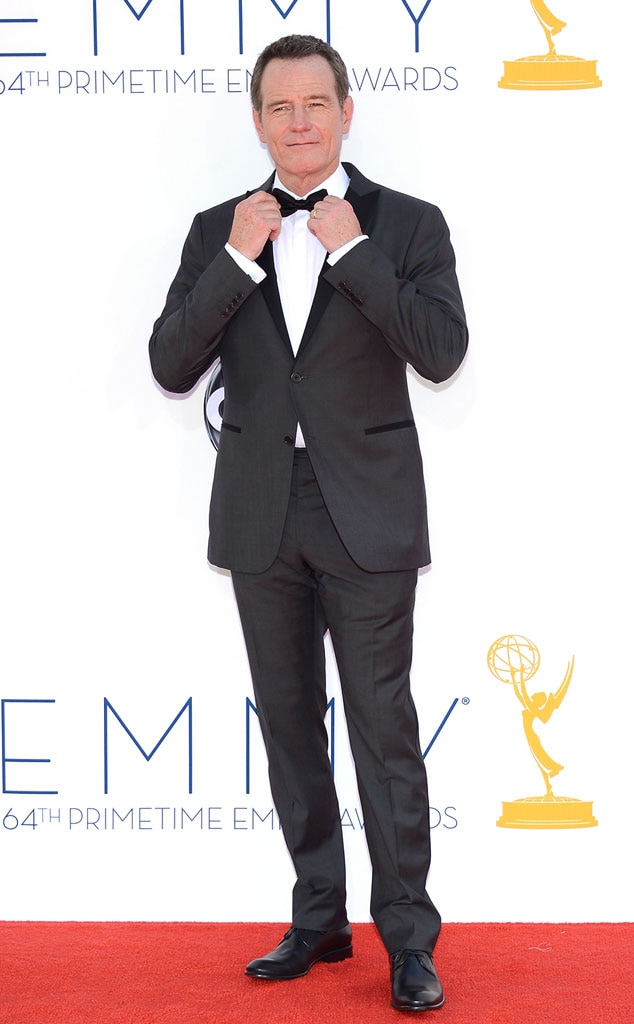 Emmy Awards, Bryan Cranston