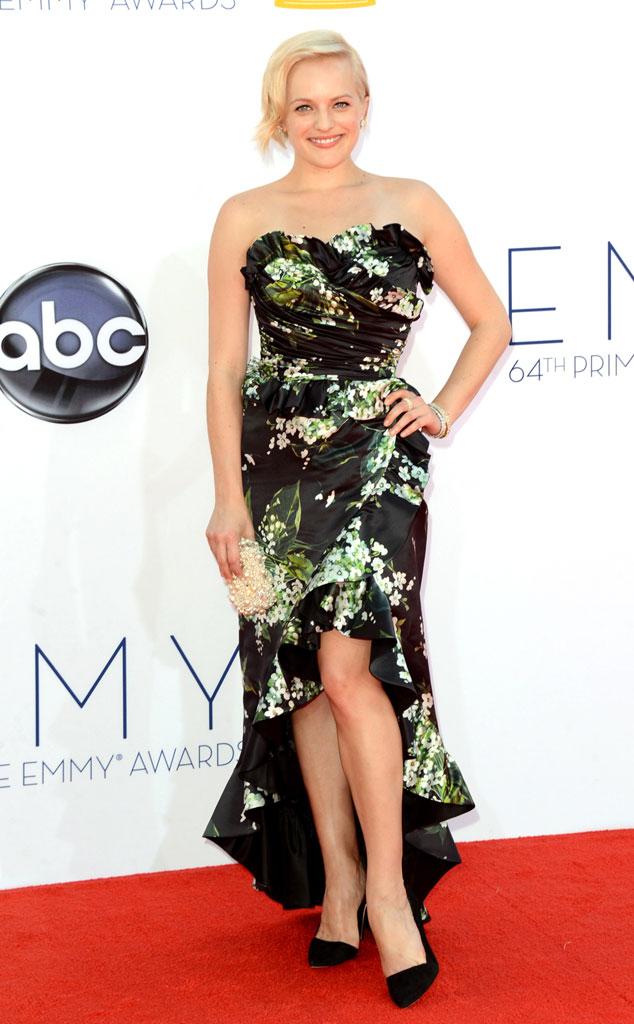 Emmy Awards, Elisabeth Moss
