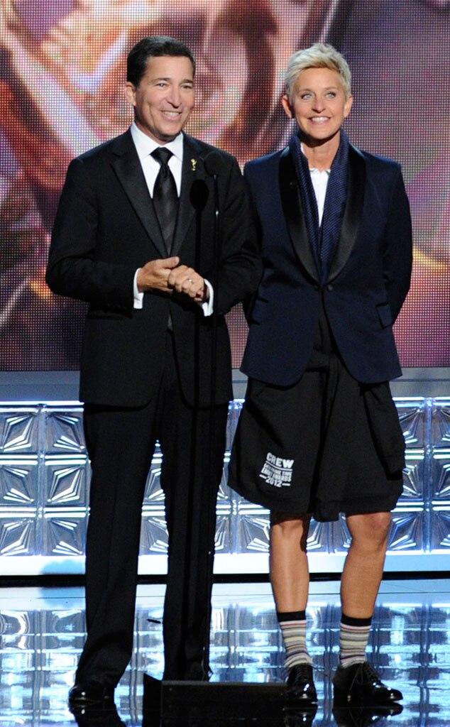 Emmy Awards, BRUCE ROSENBLUM, ELLEN DEGENERES