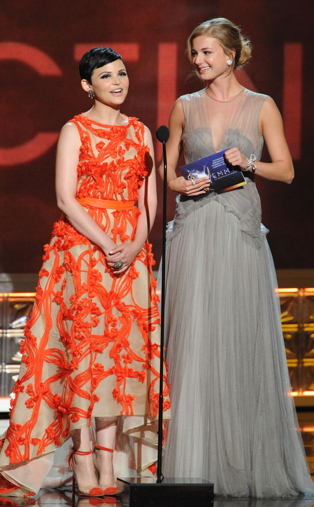 Emmy Awards, GINNIFER GOODWIN, EMILY VANCAMP