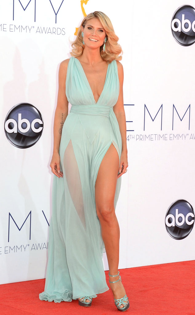 Emmy Awards, Heidi Klum