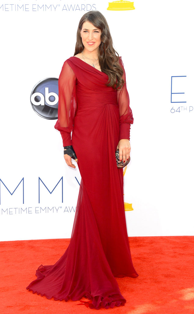 Emmy Awards, Mayim Bialik