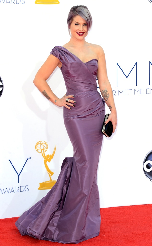 Emmy Awards, Kelly Osbourne