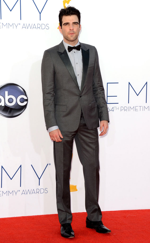 Emmy Awards, Zachary Quinto