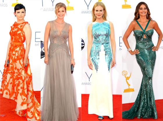 Best Dressed, Ginnifer Goodwin, Emily VanCamp, Nicole Kidman, Sofia Vergara