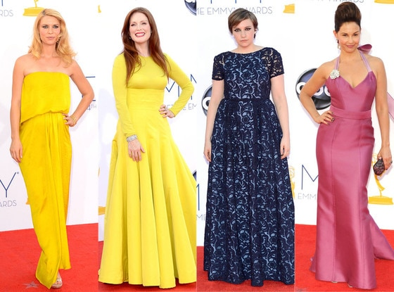 Best Dressed, Claire Danes, Julianne Moore, Lena Dunham, Ashley Judd