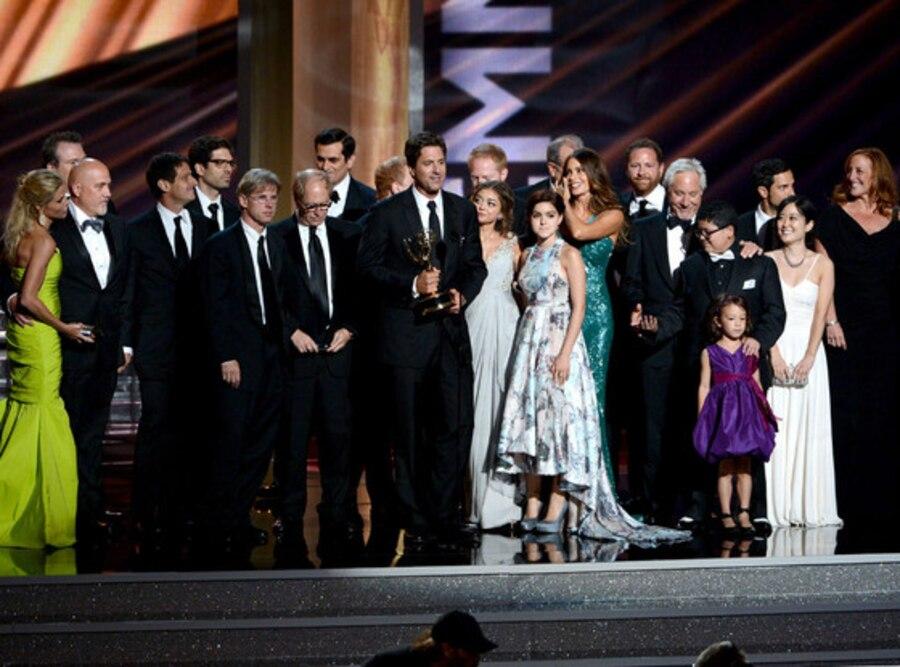 Modern Family, Emmy Awards,  Steven Levitan