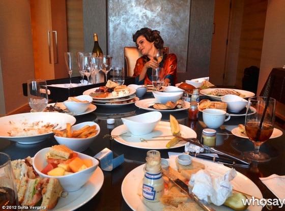 Emmy Twit Pics, Sofia Vergara