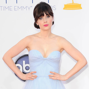 Emmy Awards, Zooey Deschanel