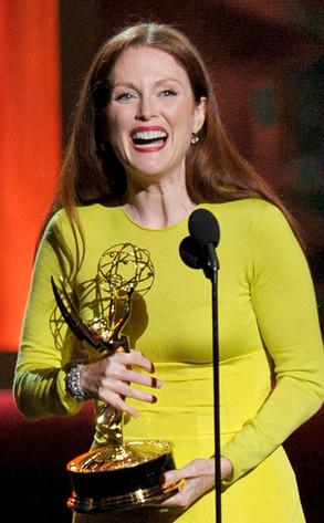 Emmy Awards, Julianne Moore