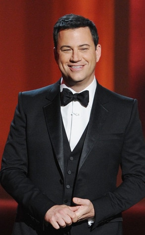 Emmy Awards, JIMMY KIMMEL