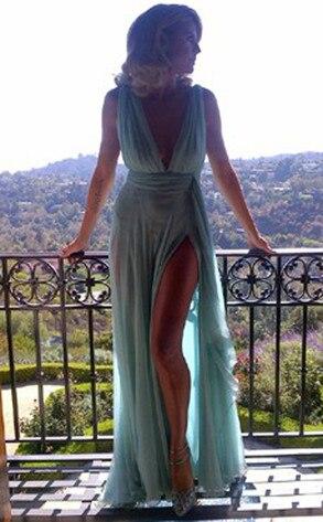 Emmy Twit Pics, Heidi Klum