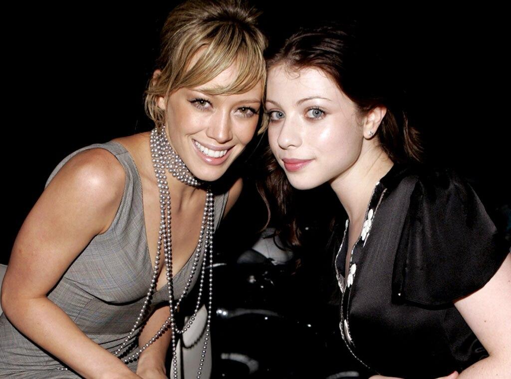 Hilary Duff, Michelle Trachtenberg