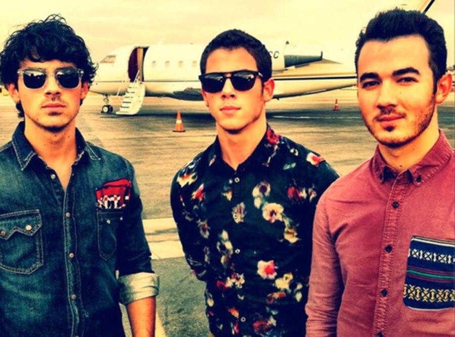 Jonas Brothers, Twit Pic