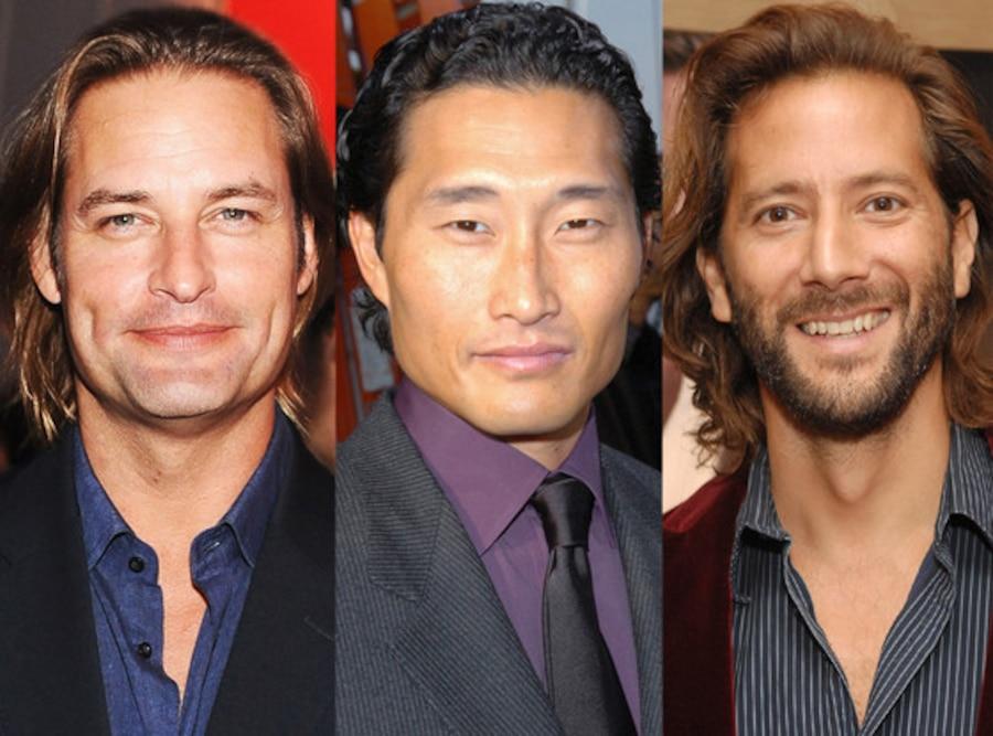 Josh Holloway, Daniel Dae Kim, Henry Ian Cusick